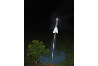 Ракетата, която ни изстреля в космоса <br /><tt>Източник: С. Велев</tt>