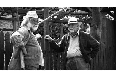 Никола Пашов (вляво) <br /><tt>Източник: МФФ</tt>