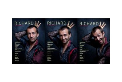 """Ричард III"" <br /><tt>Източник: С.Лютаков</tt>"
