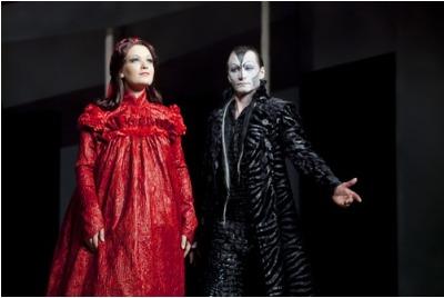 """Кармина Бурана"" <br /><tt>Източник: Опера Варна</tt>"