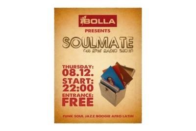 SOULMATE @ BOLLA  <br /><tt>Източник: SOULMATE </tt>