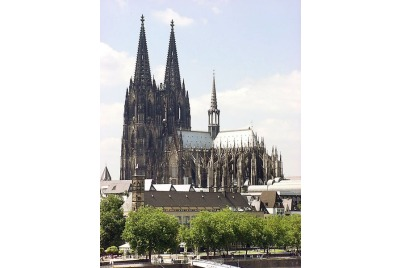 Кьолнската катедрала <br /><tt>Източник: Интернет</tt>