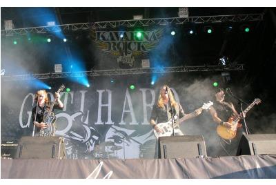 GOTTHARD <br /><tt>Източник: KAVARNA ROCK -2014</tt>
