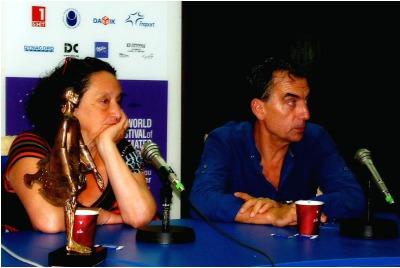 Световeн фестивал на анимационния филм: жури <br /><tt>Източник: Ел.Матеева</tt>