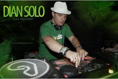 DJ Dian Solo <br /><tt>Източник: www.myspace.com/djdian</tt>