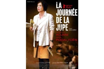 """плакат на филма """"Денят на полата"""" <br /><tt>Източник: internet</tt>"""