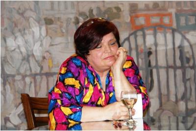 Майя Динева, писател <br /><tt>Източник: www.why42.info</tt>