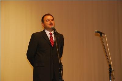 Александър Донев, изпълнителен директор на Национален филмов център <br /><tt>Източник: Р. Вълчанова</tt>