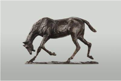 Дега - скулптура <br /><tt>Източник: www.why42.info</tt>