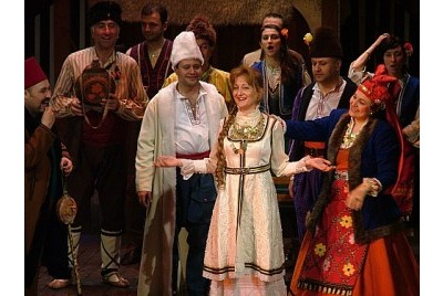 Българи от старо време <br /><tt>Източник: Варненска опера</tt>